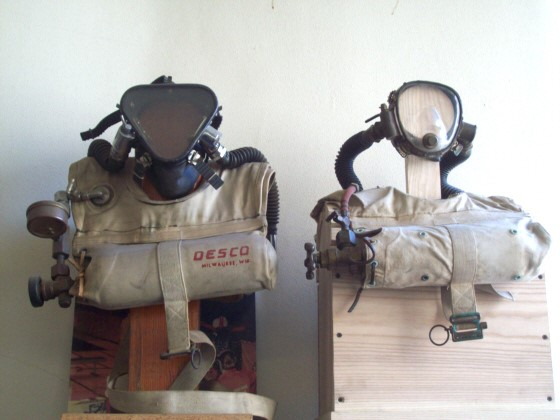 DESCO B Lung Display Room