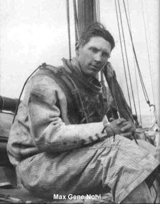 Max Eugene Nohl - Mechanical Engineer and Diver