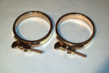 Dry Suit Rings and Clamps