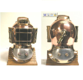 DESCO Shallow Water Helmet (Four light)