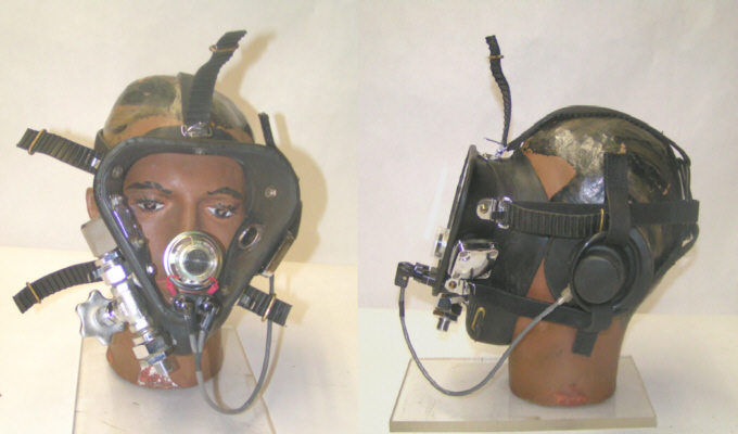 Full Face Mask Communications System