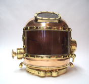 Browne Utility Diving Helmet