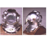 Lightweight - Browne Commercial Diving Helmet