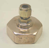Communications Adapter Cap