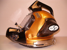 DSL B-2 Lightweight Diving Helmet