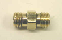 Air Hose Fitting - Double End Connector