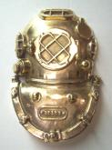 Deep Sea Diving D 233 Cor Dive Helmet Door Knockers Deep
