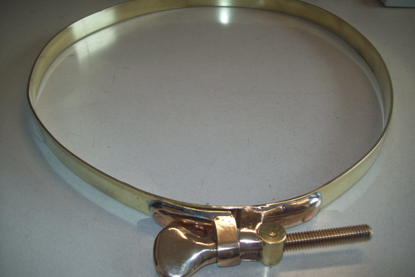 Neck ring clamp