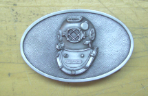 Belt Buckle - Pewter