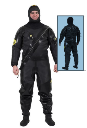 Protech Viking Dry Suit