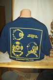 Gunner Stillson Diving T shirt