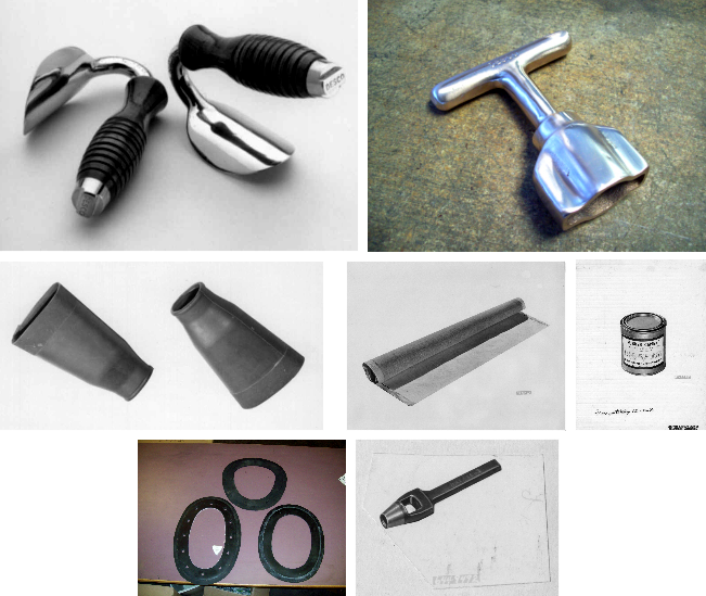 Commercial Diver Tools - Spare Parts